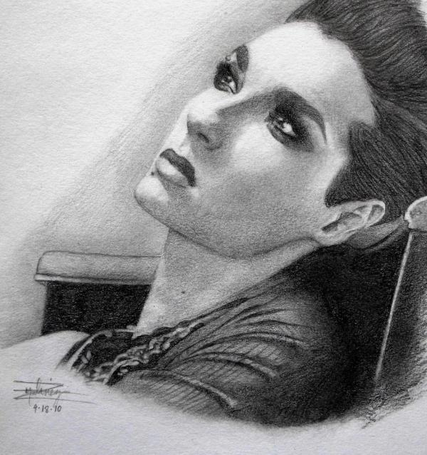 Bill Kaulitz by paperthin-z